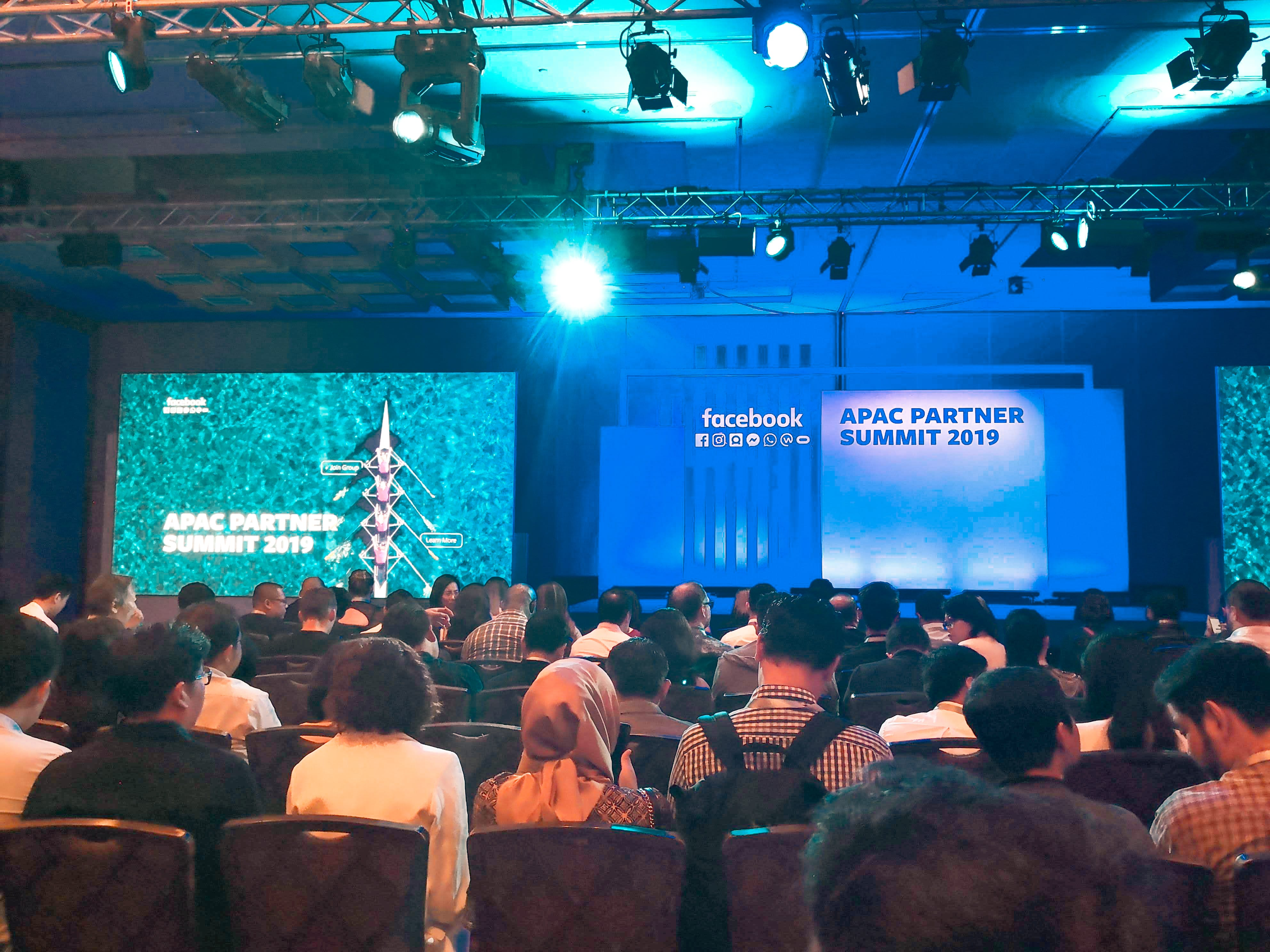 Business Trip Report] We are invited at the Facebook APAC
